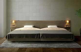 インテリアカテゴリ ベッドルーム