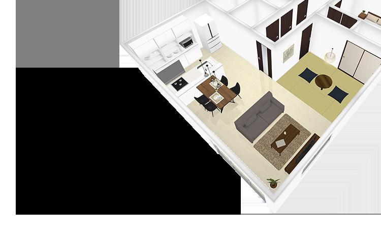 部屋 の レイアウト アプリ