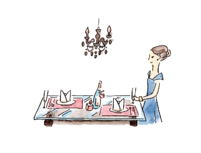 毎日の食事を楽しく快適にする、ダイニングテーブルのサイズとは?
