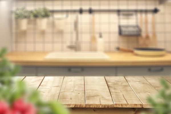 キッチンにカウンターを設置!DIYでダイニングスペースを作る
