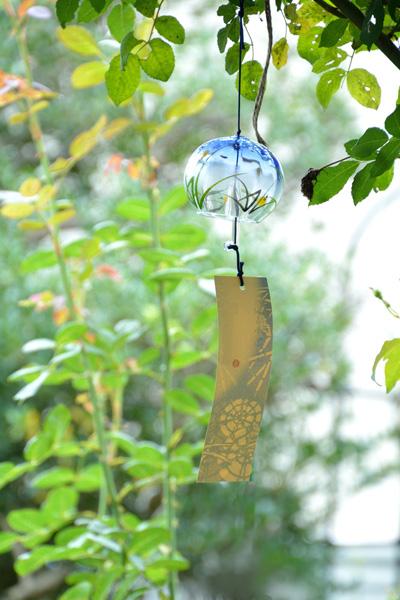 夏は風水の観点からインテリアに「風鈴」を取り入れて邪気を払おう