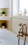 お風呂をもっと快適に! DIYでおしゃれ&スッキリ収納♪