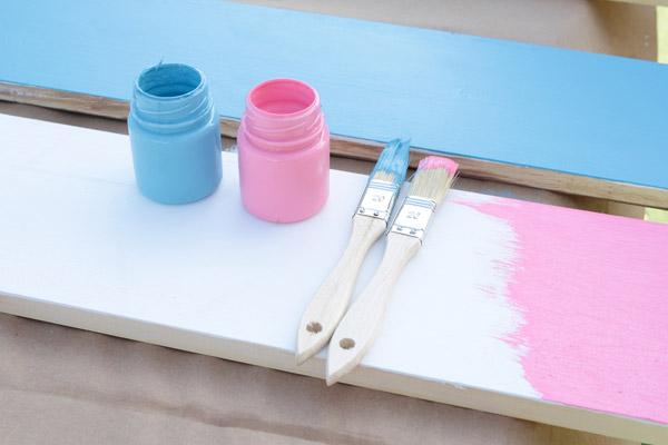 ペンキを塗る際の注意点