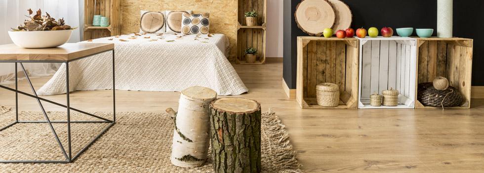 世界三大銘木ウォールナット、チーク、マホガニーの特徴を知る