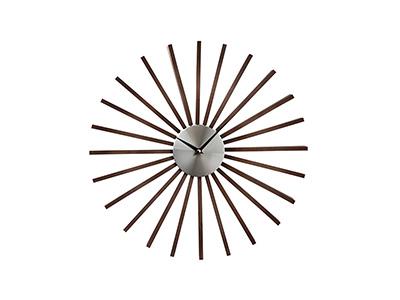 壁掛け時計FLUTTER CLOCKGN001