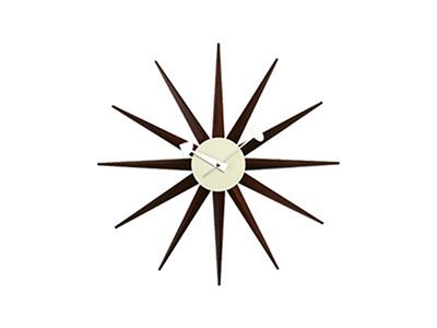 壁掛け時計SUNBURST CLOCKGN396