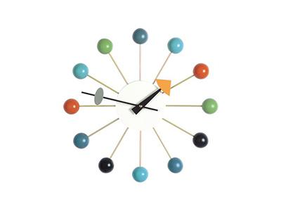 壁掛け時計BALL CLOCKGN397