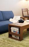 ソファーとリビングテーブルの相性ピッタリちょうどいい高さの関係とは