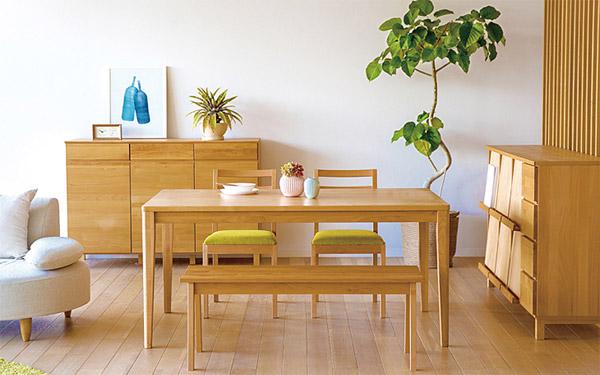北欧家具の特徴は「ナチュラル感」
