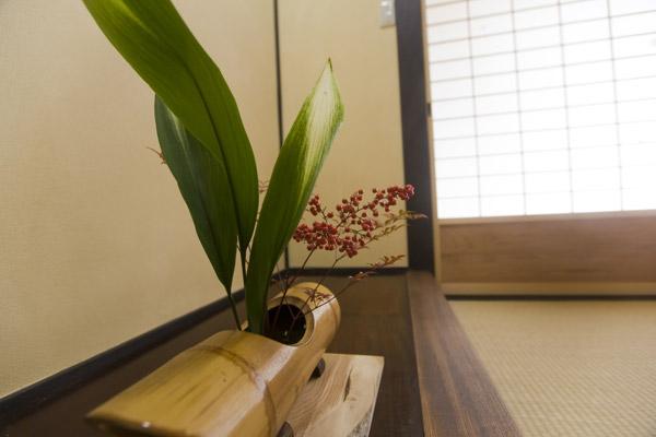 大自然の豊かさを象徴する和室の吉相色とは