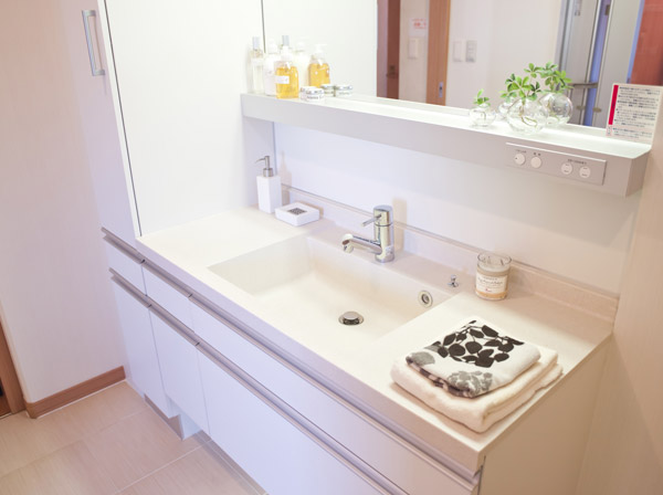 デッドスペースをなくす!洗面台下の収納棚をDIYでスッキリ