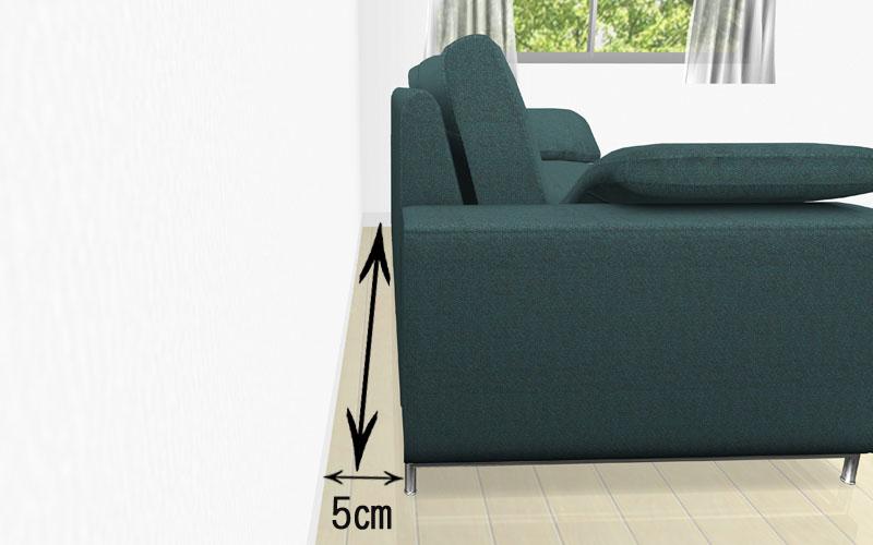 梅雨シーズンの家具レイアウト