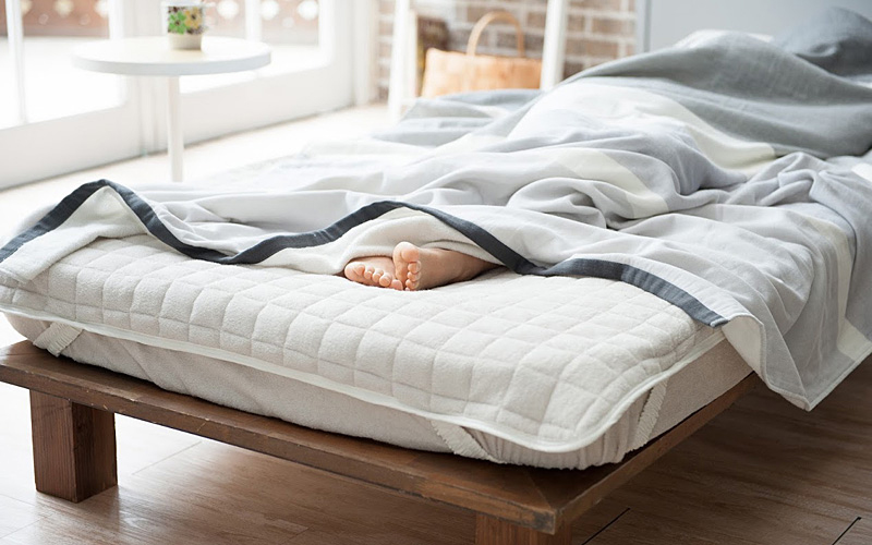 快眠のための寝具選び